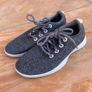 Allbirds Wool Runners - Natural Grey